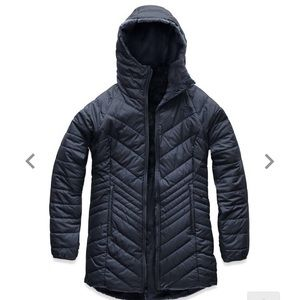 The North Face Mossbud Insulated Parka with Hood